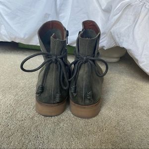 Lucky Brand booties size 9.5